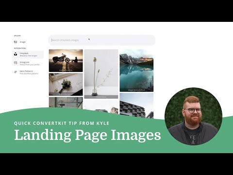 How to make your landing pages and forms look great with the right images