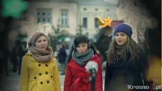 Krosno24.pl - Krośnianie śpiewają kolędę (23.12.2012)