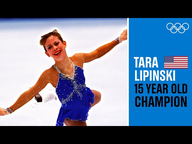 The Youngest Ever Figure Skater To Win Individual Olympic Gold!