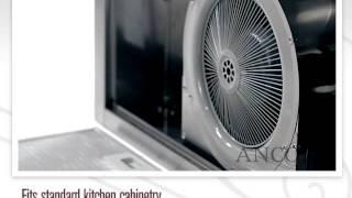 Ancona Slim Under-cabinet Range Hood