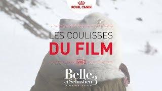 ROYAL CANIN® partenaire du film Belle et Sébastien 3 - les coulisses du film