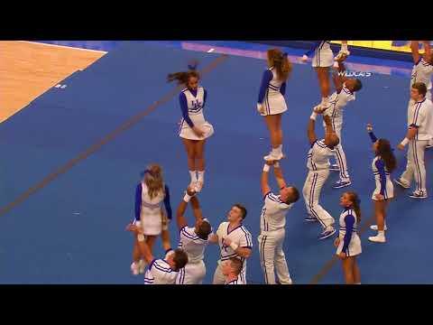 Kentucky Cheerleading at Big Blue Madness 2017
