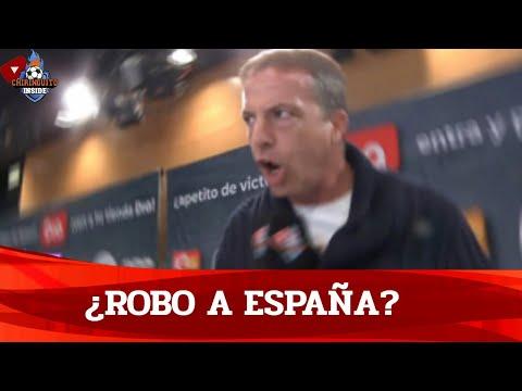 😡 ¿ROBO a ESPAÑA? | Reacciones y Momentazos al España vs Francia | CHIRINGUITO INSIDE