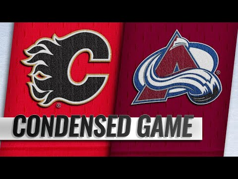 10/13/18 Condensed Game: Flames @ Avalanche