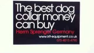 Herm Sprenger Pinch Prong Dog Collar K9 Bite Sleeve Pit Bull Supplies German Shepherd