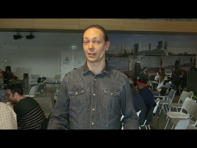 Ivo vertelt waarom hij graag bij LEEF Rotterdam-Zuid komt