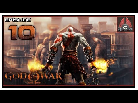 Let's Play God Of War 1 Remastered With CohhCarnage - Episode 10