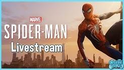 Ein spontaner Stream: Spider-Man | PS4 Pro Livestream Deutsch