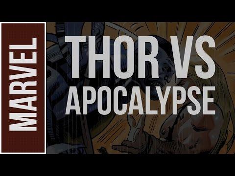 Marvel Comics: Thor vs Apocalypse (The Rundown)