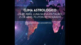 Astrológia Mundial Abril 2020 - Plutón Retrógrado