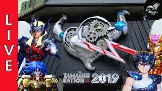 Hablando sobre la tamashii nation celebrada en el 2019.