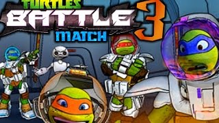 Ninja Turtles in Space: Battle Match gameplay Part 3