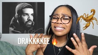 DRAKE - SCORPION (FULL ALBUM) REACTION | REVIEW