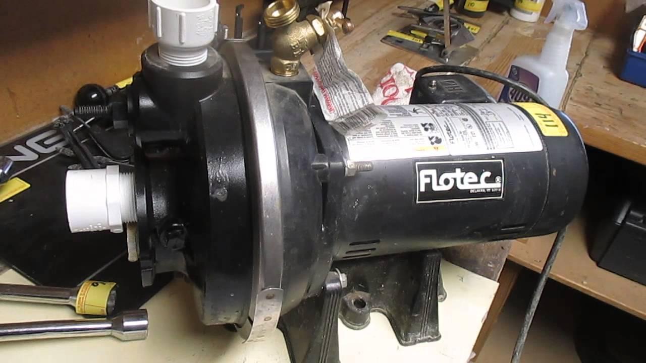 Flotec Pump