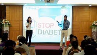 Cách chữa bệnh tiểu đường không dùng thuốc - Tiến sỹ Biswaroop