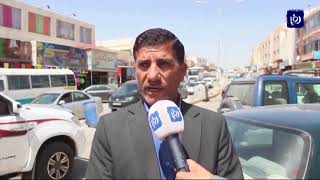 أزمة سير خانقة تربك الحركة في طرق محافظة الكرك