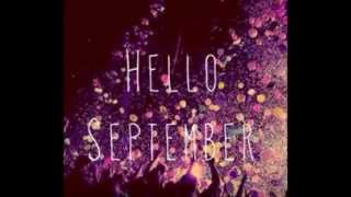 Hello September | Khadin | Creased Up