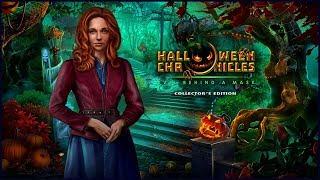 Halloween Chronicles 2. Evil Behind a Mask Walkthrough  Хэллоуин. Зло под маской прохождение 3