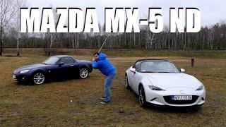 Mazda MX-5 ND (PL) - test i jazda próbna