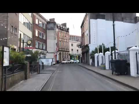 A Tour Of Bristol's Old City