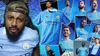 Ugliest Shirt Ever? Manchester City 2020/2021 Puma Home Shirt Review