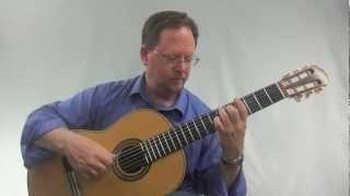 Beginner Warm-up (3) The Pepe Romero Method
