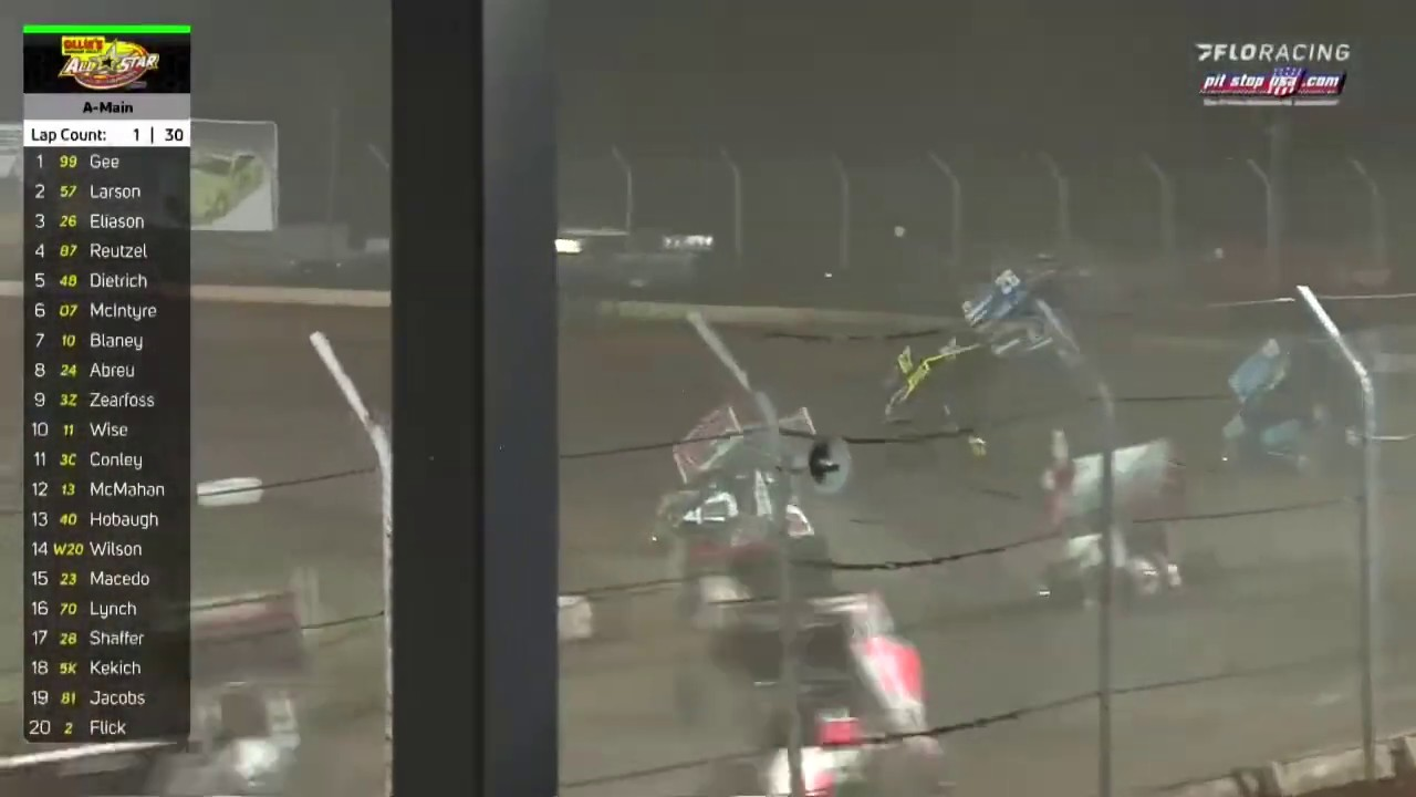 Highlights: 2020 OH Speedweek Finale @ Sharon Night 2