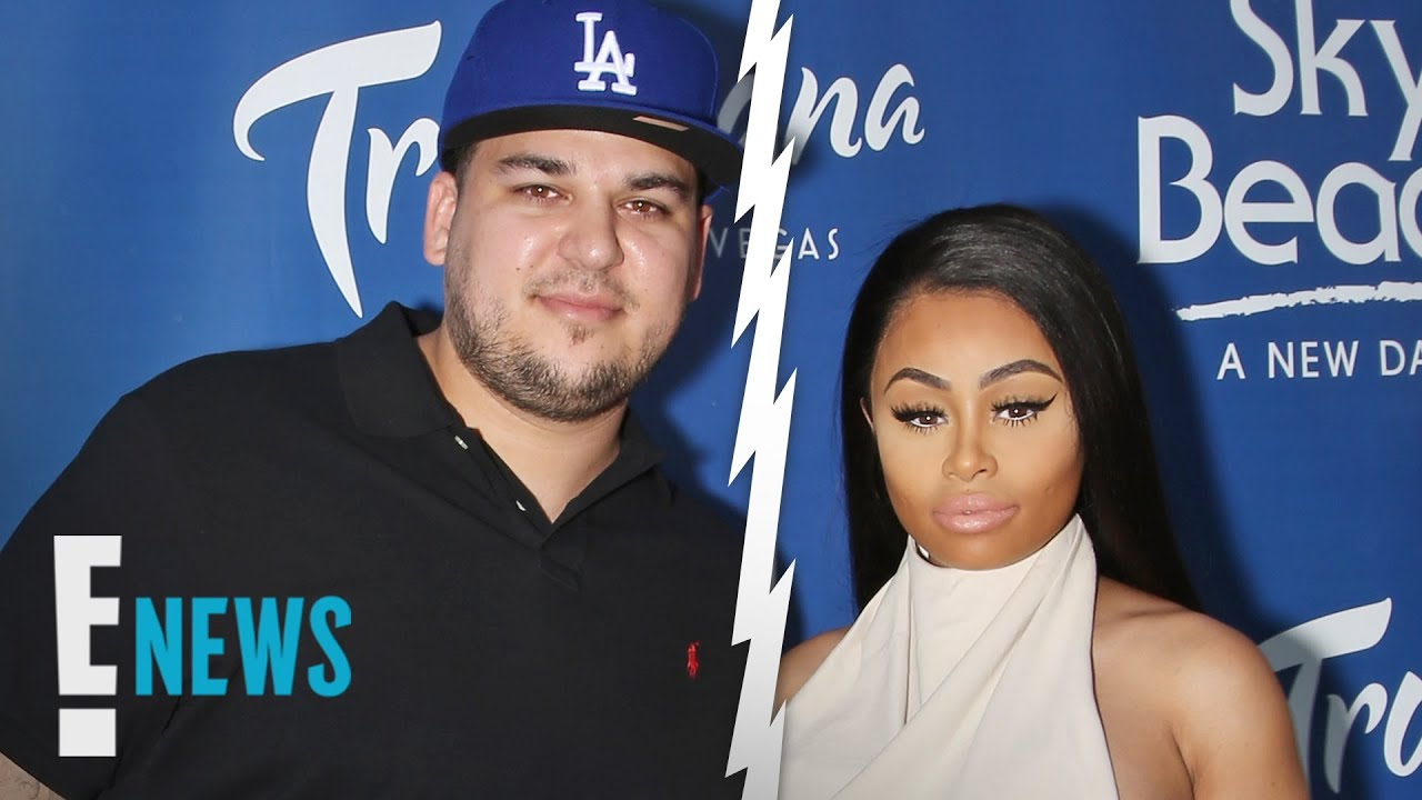 Rob Kardashian Responds to Ex Blac Chyna's Negligence Claims News
