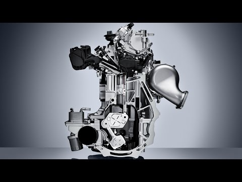 Infiniti VC-Turbo Engine - World's First Variable Compression Ratio Engine