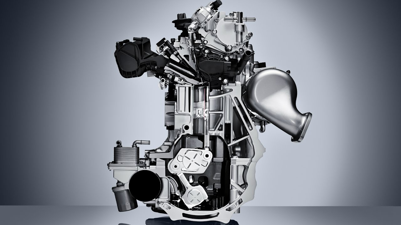 infiniti vc-turbo engine - world's first variable compression ratio