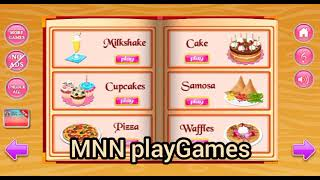 Cooking in the Kitchen - Baking games for girls - Best cooking recipes games screenshot 4