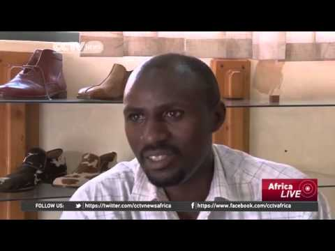 2405 economics CCTV Afrique Exporting of Raw Hides Cripples Uganda's Leather Industry