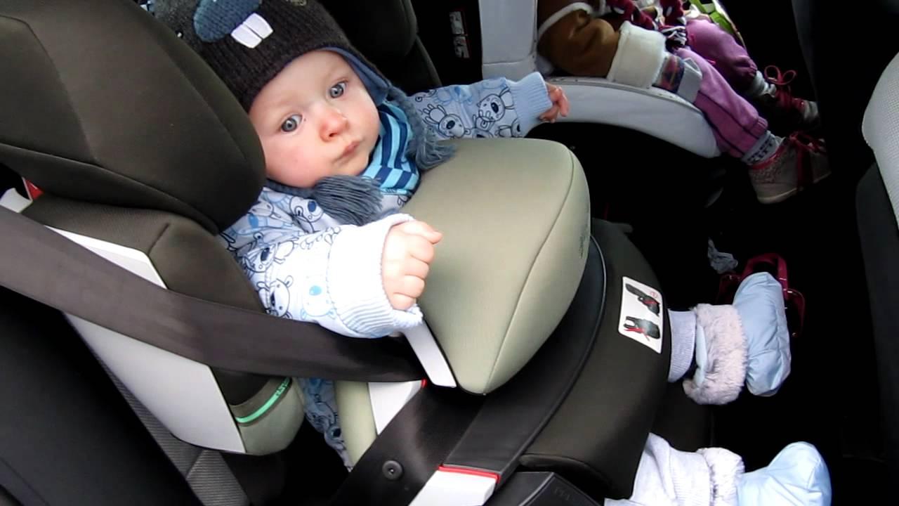 cybex pallas car seat youtube. Black Bedroom Furniture Sets. Home Design Ideas