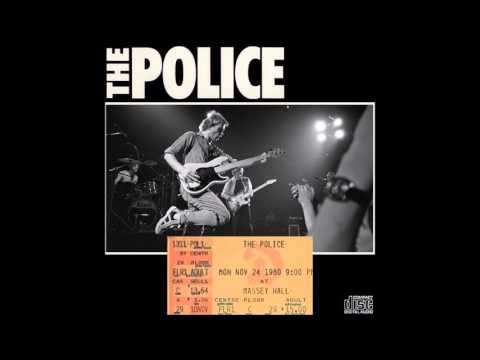 """The Police- Toronto, """"Massey Hall"""", 24-11-1980, CAN (Full Audio Show)"""