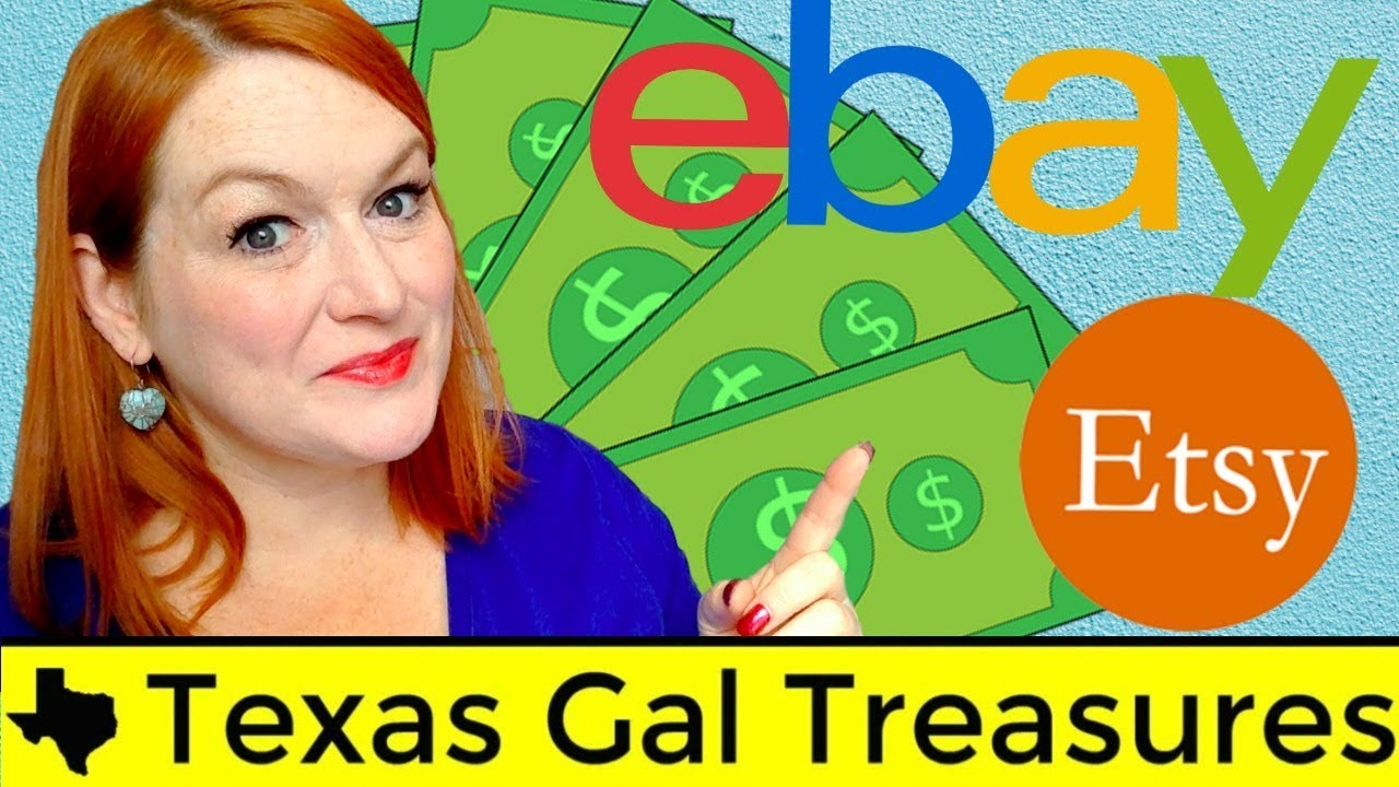 What Sells on Ebay and Etsy 2017 - What I Sold on Etsy & Ebay - Make Money Selling Online