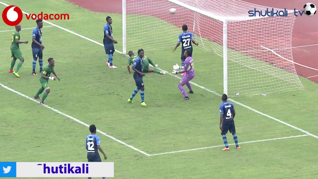 Magoli Yanga 1 -1 Singida United