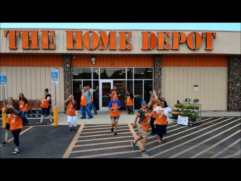 Home Depot Can't Stop the Feeling