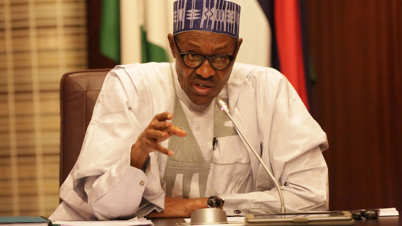 Image result for buhari hd  Buhari Delivers Nationwide Message, Exits Quickly To Daura maxresdefault