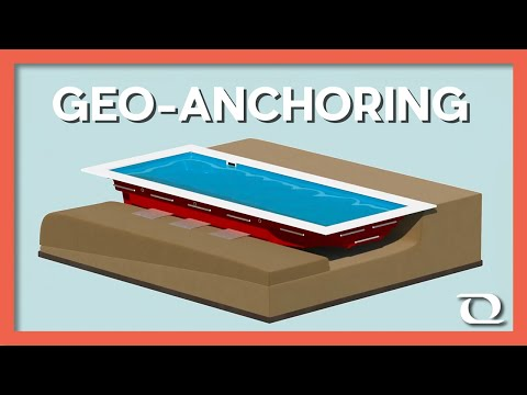 The Geo-Anchoring Pool System   Thursday Pools