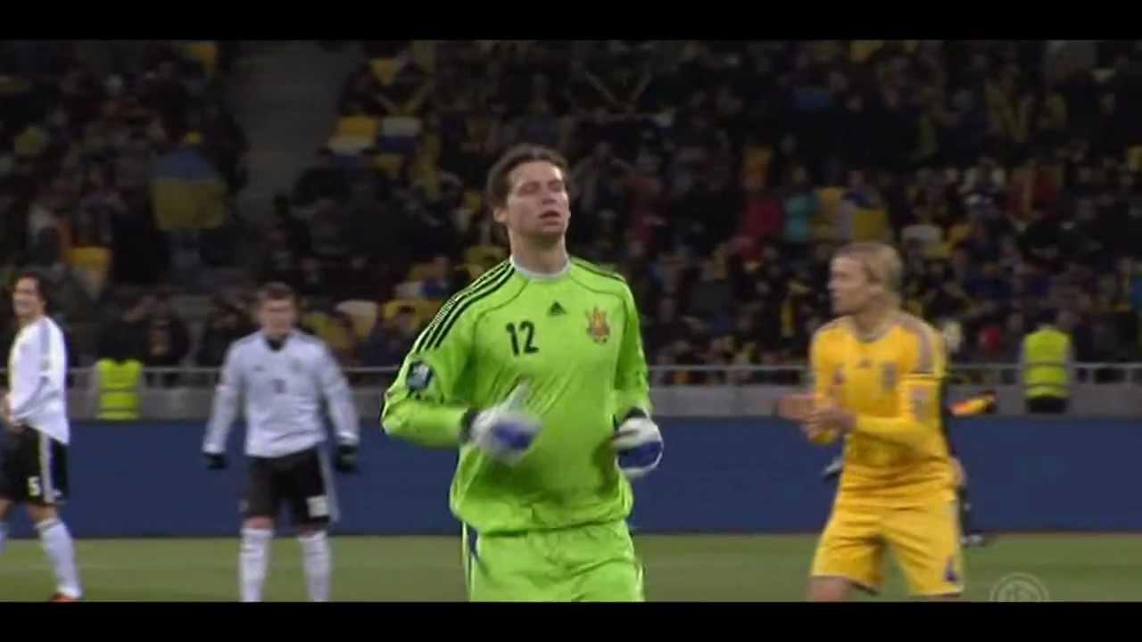 назаренко гол германия: