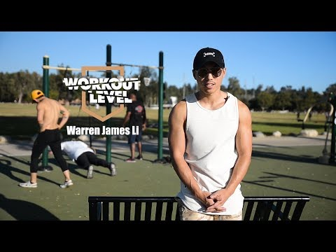 Workout Level Presents: Warren James Li. Episode 1.