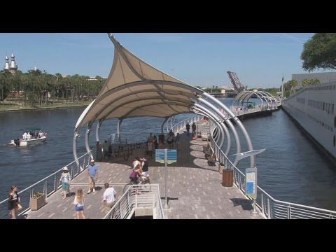 Florida Travel: Reasons to Visit the Tampa Riverwalk
