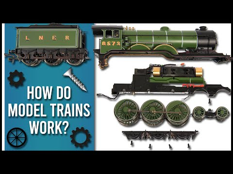 What Makes A Good Runner? | How Model Trains Work