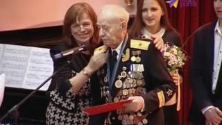 24 января поздравления с юбилеем принимал Семён Гайсинский