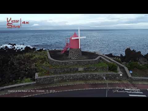 Imagens  em 4K de São Roque do Pico - Fevereiro, 15 - 2019
