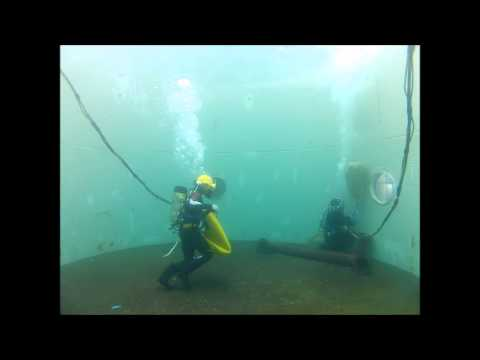 Commercial Diving Lift Bags