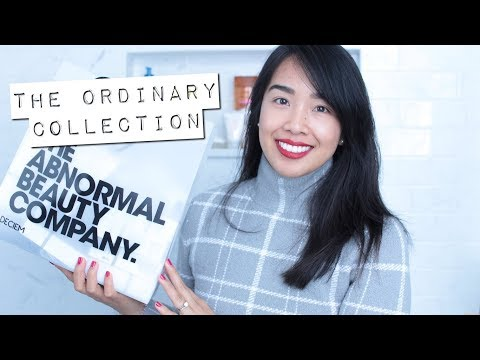 the ordinary | overview of products i've tried