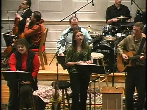 300-1 Behold the Lamb of God- Cantata 2008