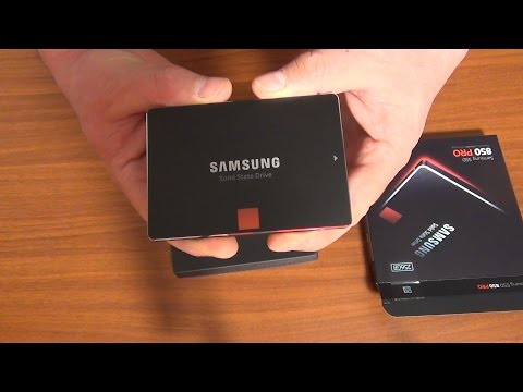 Samsung 850 PRO 256GB, SATA III