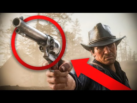 Red Dead Redemption 2: 14 Pointless Details That'll Blow Your Mind